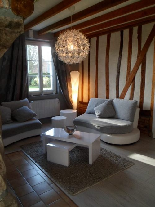 HD wallpapers decoration interieur maison normande