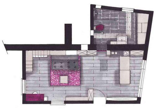 cl mence jeanjan d coratrice d 39 int rieur rouen seine maritime 76 eure 27 am nagement d 39 un. Black Bedroom Furniture Sets. Home Design Ideas
